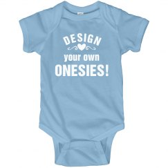 Design Your Own Onesies