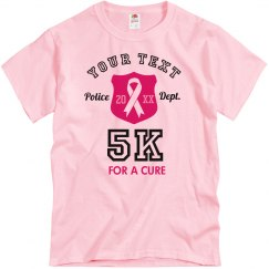 Charity 5K Breast Cancer