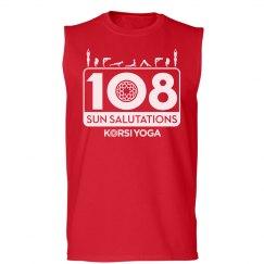 Men's 108 Sun Salutations