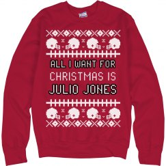 Mrs. Jones Ugly Sweater