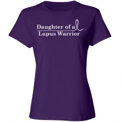 Lupus Daughter