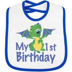 Dragon 1st Birthday