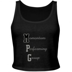 MPG crop tank