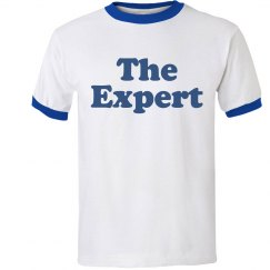 The Expert Barron Trump Shirt