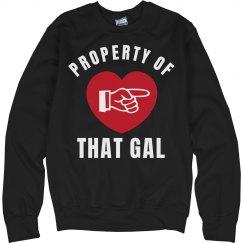 Property Of Matching Couple 2