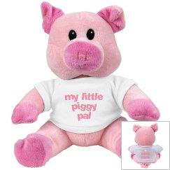 lil piggy pal stuff pig
