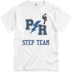 P/R - Step Team
