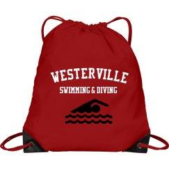 Westerville Swim Bag