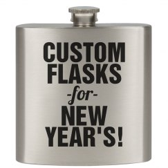 A New Year's Eve Flask