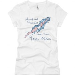 Annehurst Swim Team Mom