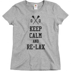 Custom Keep Calm And Re-LAX