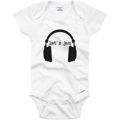 Headphones Onesie