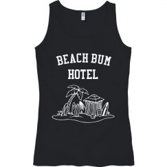 Beach bum hotel