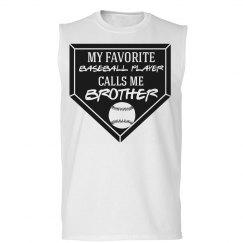 Older Brother Baseball Custom