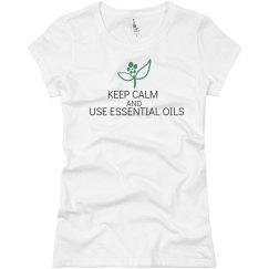 Keep Calm and Use oils