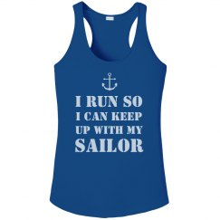 Keeping Up With My Sailor