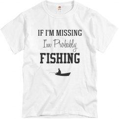 IF I'M MISSING