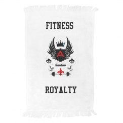 A Fit Queen Towel