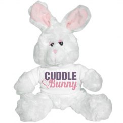 Cuddle Bunny Easter Plush Gift