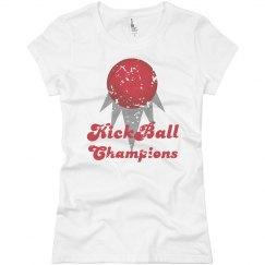Vintage Kickball