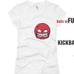 Balls of Fury kickball