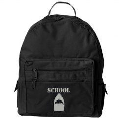 Shark Small Backpack