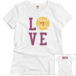 Softball-Love