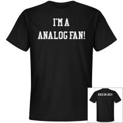 Analog Fans