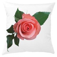 Rose Pillowcase