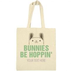 Bunnies Hoppin' Easter Egg Hunt