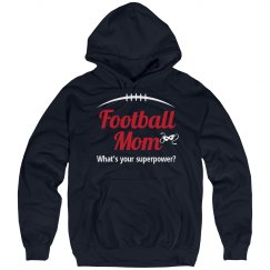 Football Mom Superhero