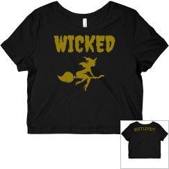wicked hufflepuff