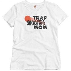 Trap Shooting Mom