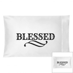 Blessed pillowcases