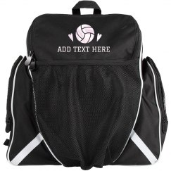 fb760402370 Custom Basketball Bag Nike Premium Performance Backpack Bag