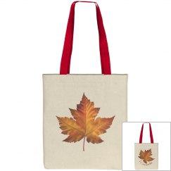 Canada Maple Leaf Tote Bags Canada Souvenir Bags