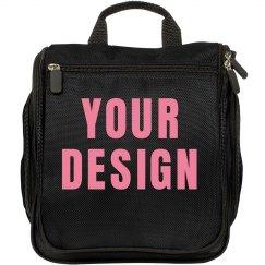 Customizable Makeup Bag