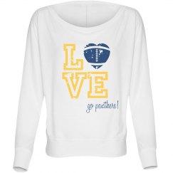 Maysville Love Football Womens