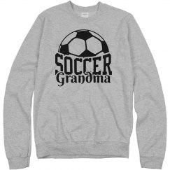 Soccer Grandma Fan