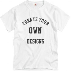 Create Your Own T-Shirt Designs