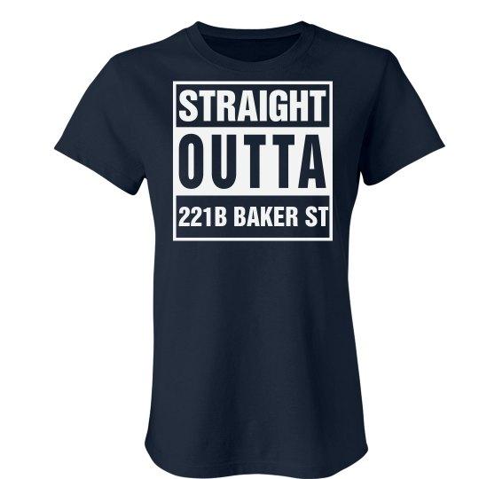 221 B BAKER ST