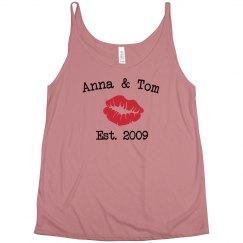 Anna + Tom