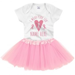 Custom Baby Supports Breast Cancer