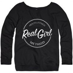 2019 Real Girl Method Sweatshirt