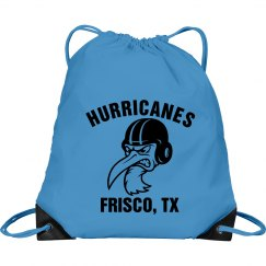 Hurricane Football Bag