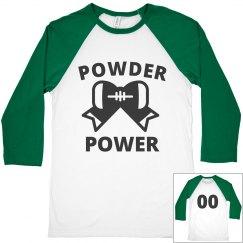 Custom Powder Power Shirt
