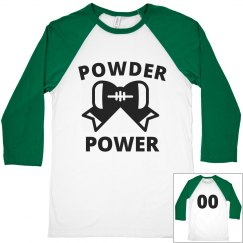 Custom Powder Power Shirt
