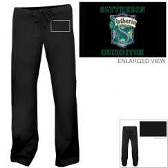 Slytherin Quidditch Pants