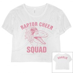 Raptor Cheer Squad 4