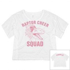 Raptor Cheer Squad 4